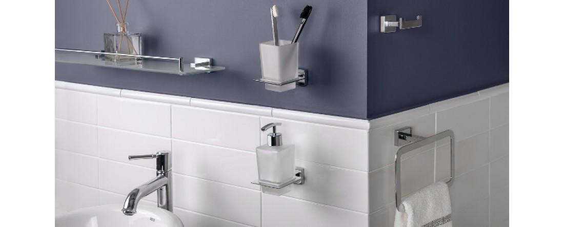 Как ухаживать за аксессуарами для ванной?