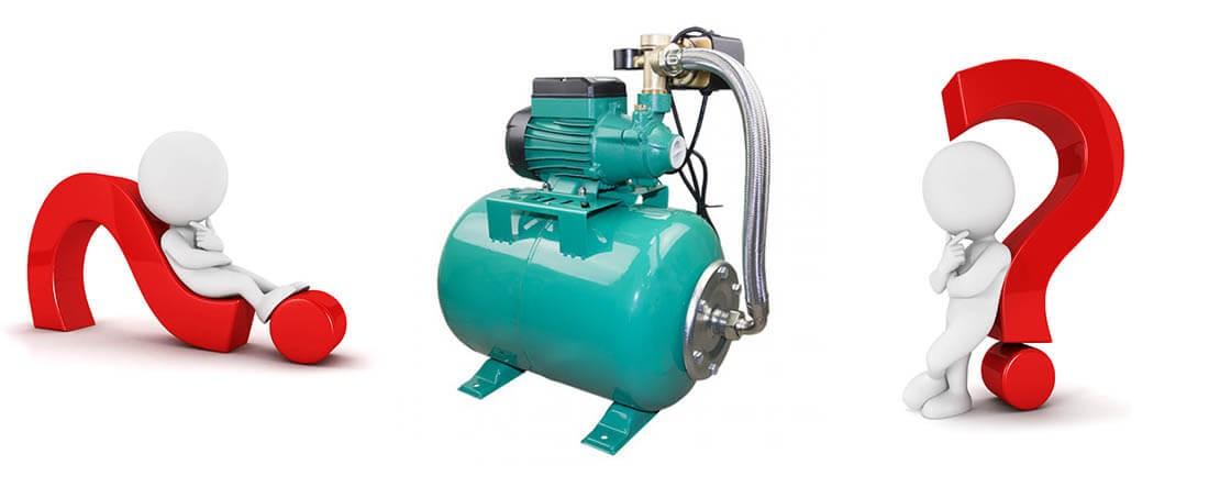 Что такое Насосная станция водоснабжения - Применение и особенности использования