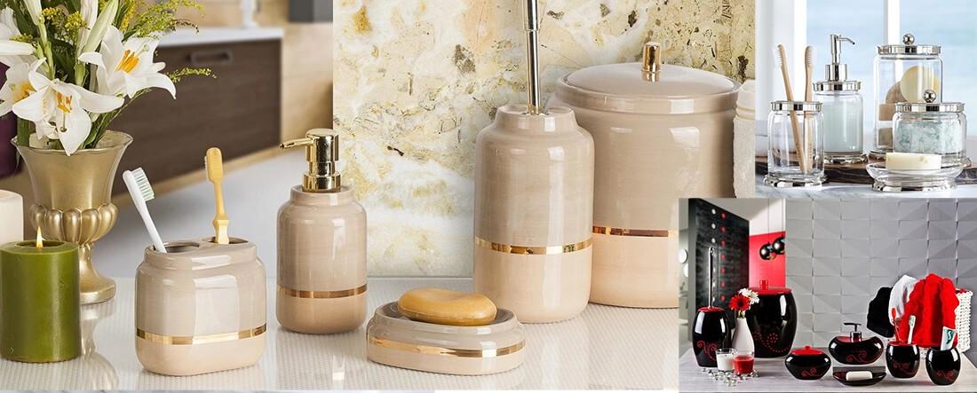 Как выбрать Аксессуары для ванной комнаты и какие они бывают