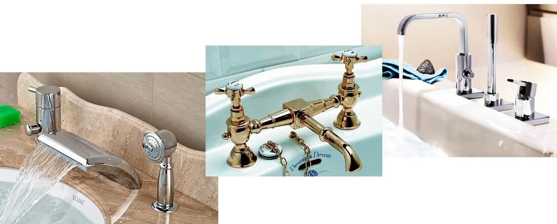 Какой смеситель для ванной лучше выбрать? Статья обзор