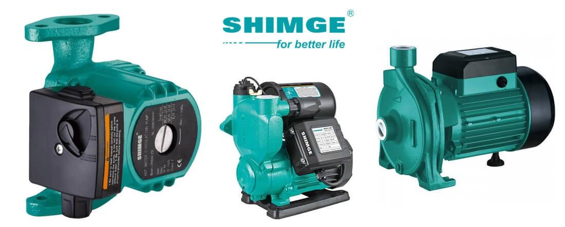 Новинка! Shimge Pump известные заводские насосы Шимге