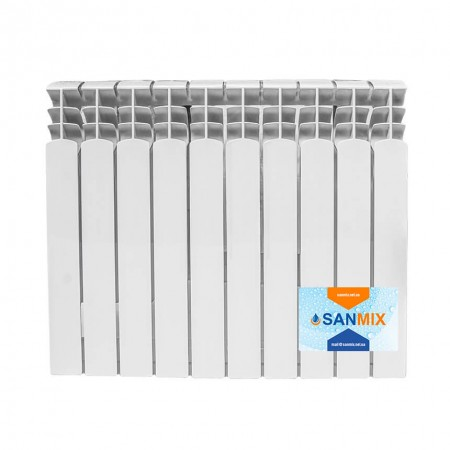 Радиатор биметаллический Calor 800/85 5 секций