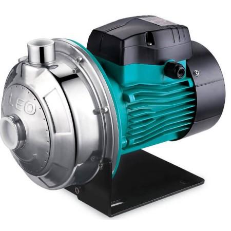 Насос Aquatica поверхностный, центробежный 775517. 1,1 кВт Hmax 30 м Qmax 160 л/мин (нержавейка)Leo 3,0.