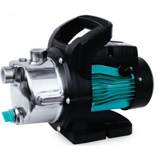 Насос Aquatica поверхностный центробежный, самовсасывающий 775318. 1.1 кВт Hmax 43 м Qmax 70 л/мин (нержавейка).