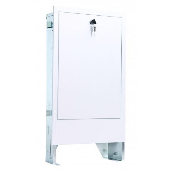 Коллекторный шкаф внутренний ITAL КШ3, 710*700*120