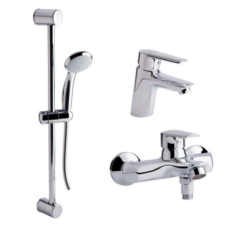 Комплект смесителей для ванны QT Set CRM 35-311 (k35)