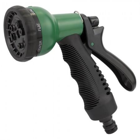 Пистолет распылитель 8-ми режимный Lite (ABS+TPR) Grad (5012435)