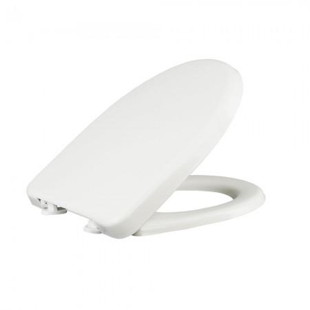 Сиденье с крышкой для унитазов Soloplast СУ-6Д с микролифтом
