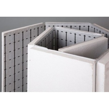 Маты для теплого пола Maer, 35 кг/м3, 20мм