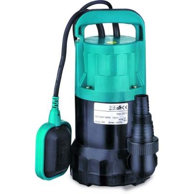 Насос Aquatica дренажный 773125. 0.25кВт Hmax 7м Qmax 133л/мин.