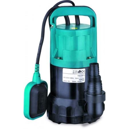 Насос Aquatica дренажный 773127. 0.4кВт Hmax 8м Qmax 150л/мин.