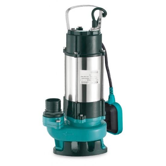 Насос Aquatica дренажный 773324. 0.75кВт Hmax 10м Qmax 300л/мин.