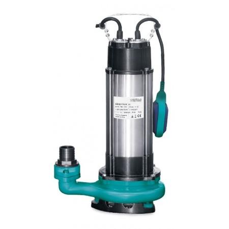 Насос Aquatica дренажный 773327. 1.5кВт Hmax 22м Qmax 270л/мин.