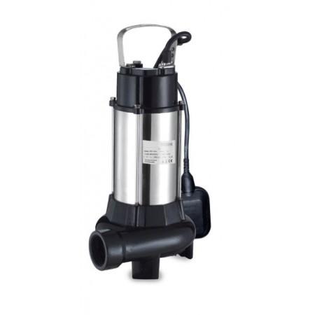 Насос Aquatica канализационный 773331. 1.1кВт Hmax 10м Qmax 225л/мин (с ножом).