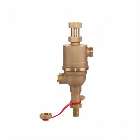 Фильтр для закрытых систем отопления и кондиционирования с магнитом Icma No747
