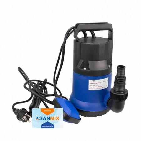 Дренажный насос Forwater QDP 9-8-0,75 с поплавком