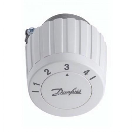 Термоголовка по теплоносителю 10-50C Danfoss FJVR (RTL) 003L1040