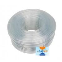 Шланг ПВХ прозрачный пищевой Symmer SC crystal 2 мм 200 м