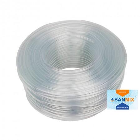 Шланг ПВХ прозрачный пищевой Symmer SC crystal 3 мм 200 м