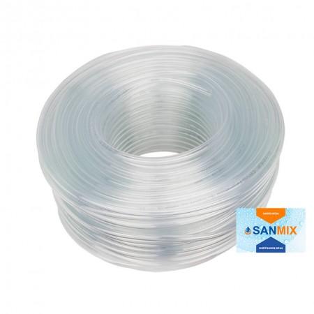 Шланг ПВХ прозрачный пищевой Symmer SC crystal 10 мм 100 м