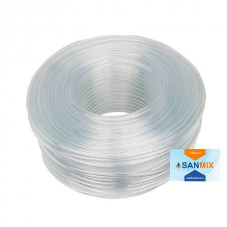 Шланг ПВХ прозрачный пищевой Symmer SC crystal 12 мм 100 м
