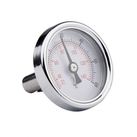 Термометр 0-120С Ø40мм Icma №206