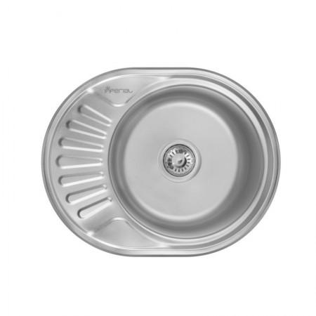 Мойка для кухни Imperial 5745-6044 (0,6мм) Polish 160 mm