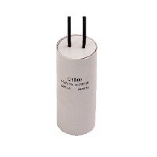 Конденсатор SPRUT 12mF 450V (провод)