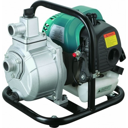 Мотопомпа Aquatica 772505. 1,6л.с. Hmax 34,5м Qmax 15м³/ч (2-х тактный).