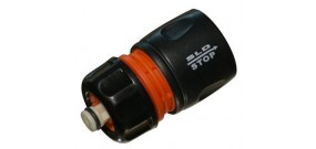 Kоннектор 1/2 SLD с клапаном 20 шт