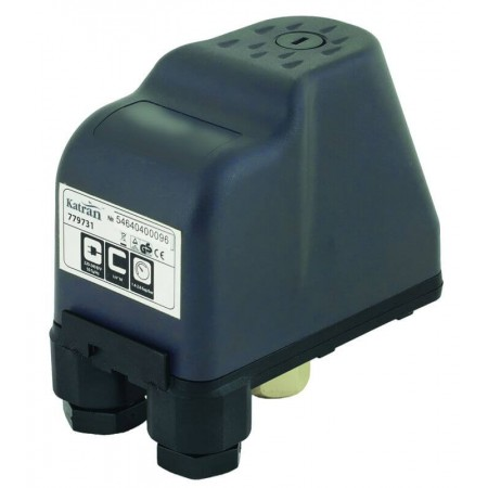 Реле давления Aquatica 779733. 2,2 кВт 1,4-2,8 бар (гайка) KATRAN.