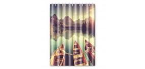 Текстильная шторка для ванны Frap F8653