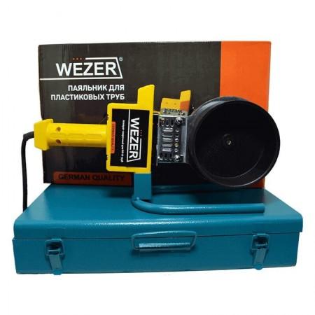 Паяльник плоский для труб Wezer WZ.110-C-1