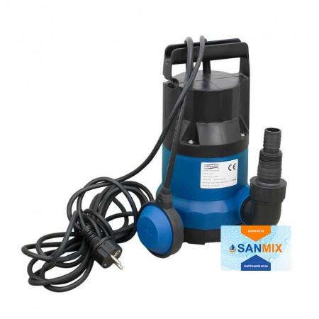 Дренажный насос Forwater QDP 8-7-0,60 кВт 115 л 8 м с поплавком