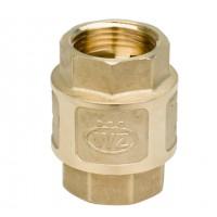 Обратный клапан с латунным штоком Wezer 2 дюйма