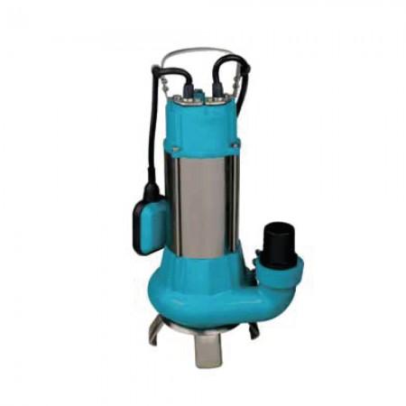 Насос канализационный 1.1кВт Hmax 9м Qmax 333л/мин Leo (773311)