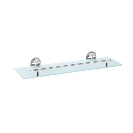 Стеклянная полочка для ванной Potato P2907.