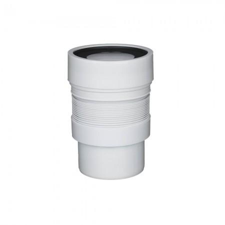 Удлинитель для унитаза гибкий 212-320мм АНИ-пласт К821