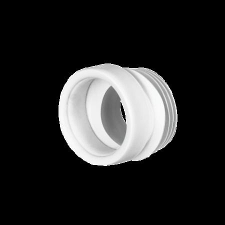Патрубок Кronoplast соединительный, со смещением 110мм ПЭ50