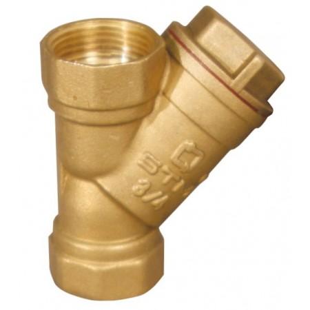 """Фильтр STA Ду 2"""" для воды латунный сетчатый"""