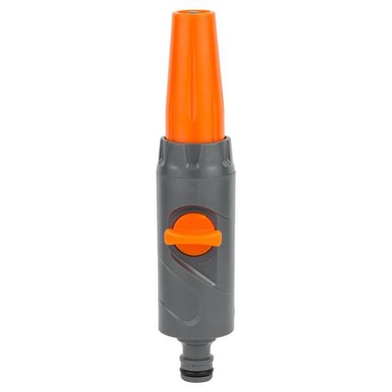 Насадка распылитель 2-х режимный (ABS+TPR) FLORA (5011614)