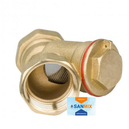 Фильтр грубой очистки воды 1 дюйм Никифоров