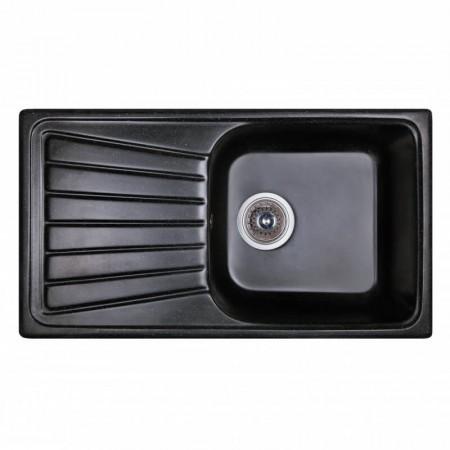 Fosto Кухонная мойка 81x46 SGA-420 (черный)