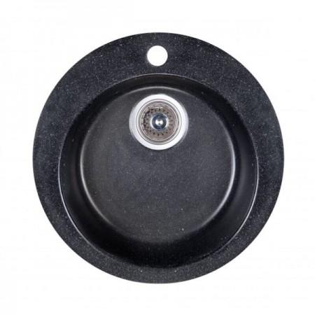 Fosto Кухонная мойка D470 SGA-420 (черный)