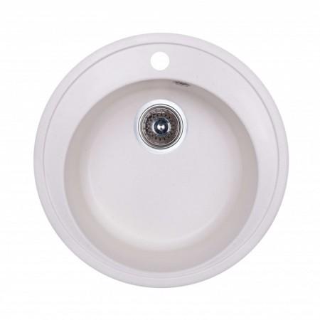 Fosto Кухонная мойка D510 SGA-203 (метель)