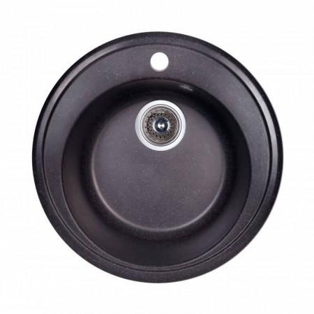 FostoКухоннаямойкаD510SGA-420(черный)