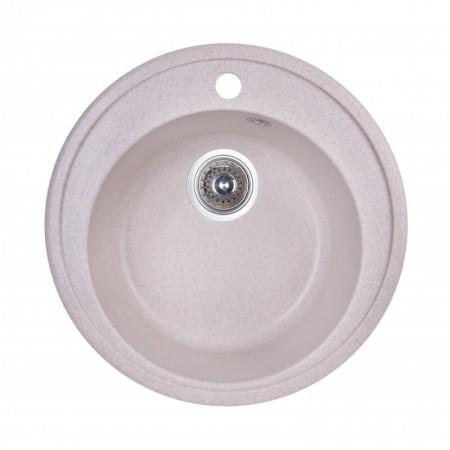 Fosto Кухонная мойка D510 SGA-800 (персик)