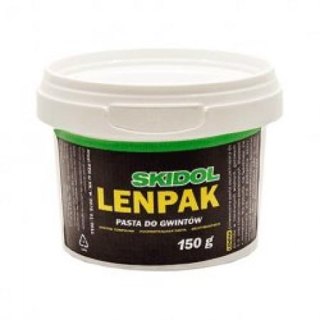 Паста для герметизации резьбы LENPAK SKIDOL 150 гр.