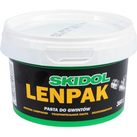 Паста для герметизации резьбы LENPAK SKIDOL 360 гр.