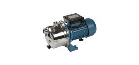 Насос Forwater поверхностный центробежный самовсасывающий JET 100S  1,1кВт, Н=38м, Qmax=52л/мин, нержавейка